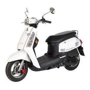 Scooterverhuur Assen Tonik 50